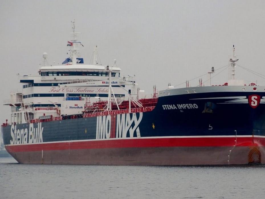 Κατεπείγουσα σύσκεψη στη Βρετανία για την υπόθεση του τάνκερ Stena Impero