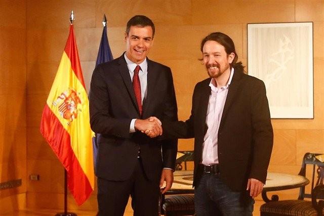 Παζάρι Σάντσεθ - Ιγκλέσιας για κυβέρνηση στην Ισπανία