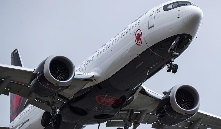 «Λαχτάρα» για 37 επιβάτες πτήσης της Canada Air