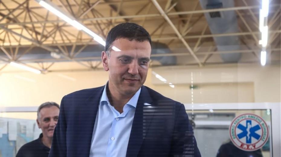 Κικίλιας: Προκήρυξη 3 μόνιμων θέσεων παθολόγων στο Νοσοκομείο Λήμνου