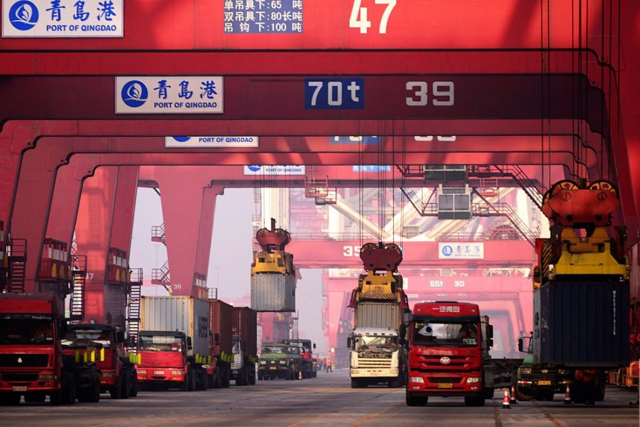 Μεικτά μηνύματα για το εμπόριο της Κίνας στο α' εξάμηνο