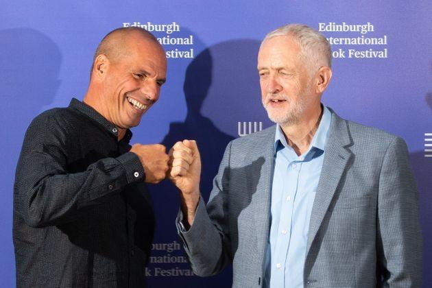 Ευρωπαϊκή συνεργασία Βαρουφάκη με το βρετανικό Εργατικό κόμμα