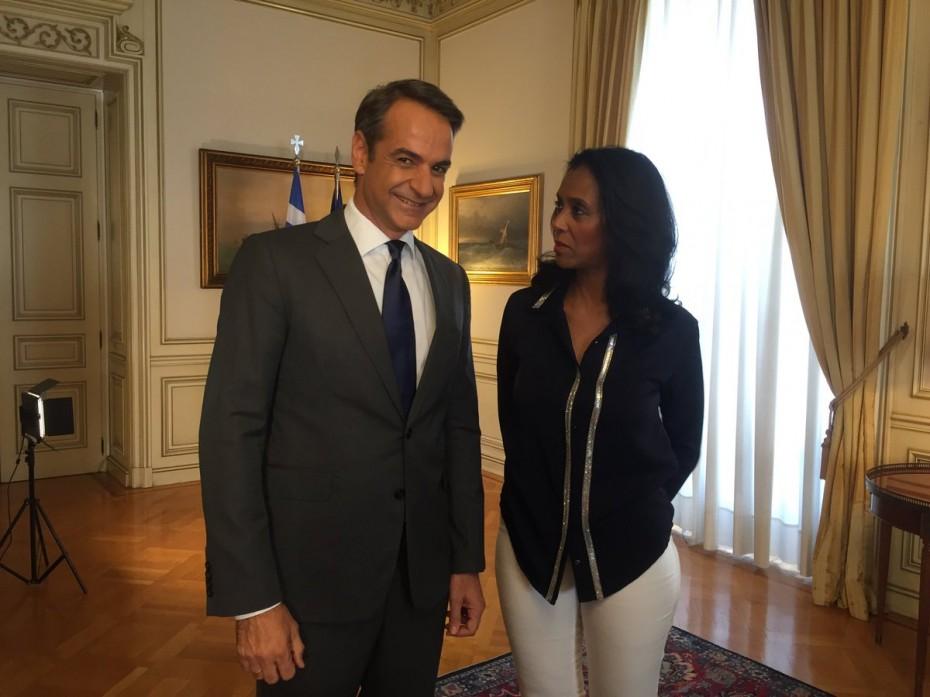 Ο Μητσοτάκης για τον αριθμό γυναικών στην κυβέρνηση της ΝΔ