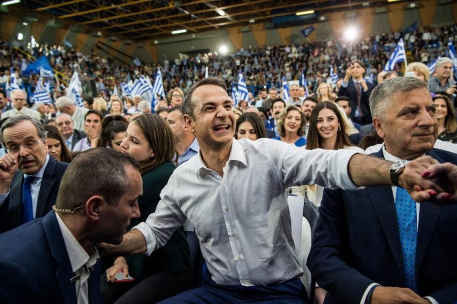 Νίκη της ΝΔ στις εκλογές προεξοφλεί ο αυστριακός Τύπος