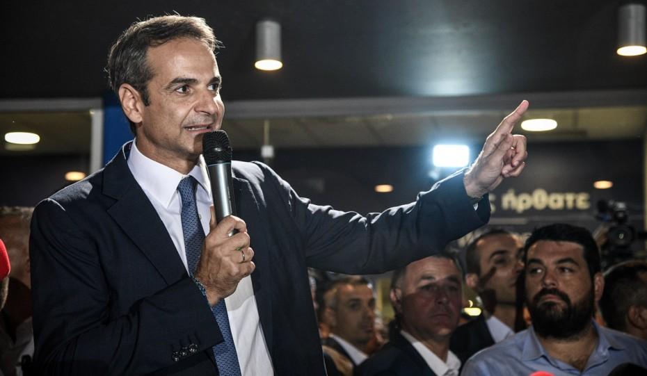 Με «ψηλά» την ψήφο των Ελλήνων του εξωτερικού ο Μητσοτάκης στην ΠΕ της ΝΔ