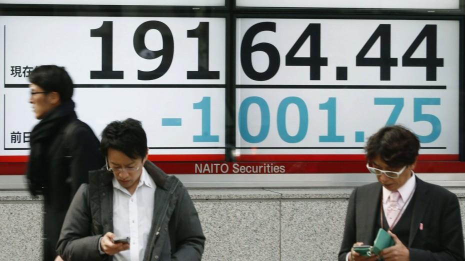 «Μπερδεμένες» οι ασιατικές αγορές