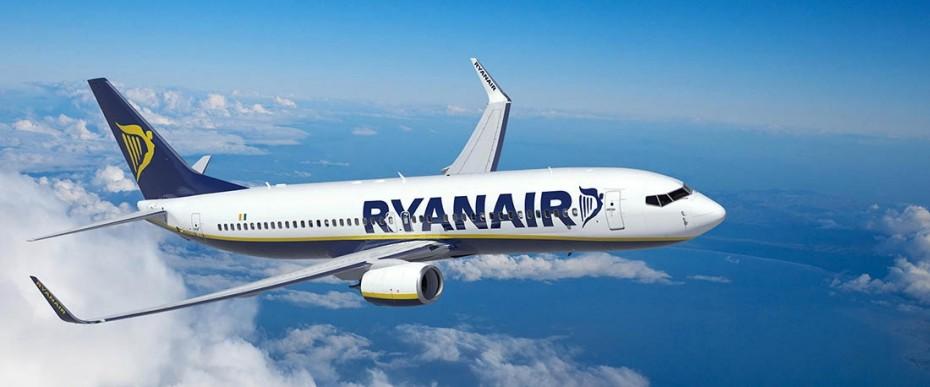 Νέα δρομολόγια από τη Ryanair