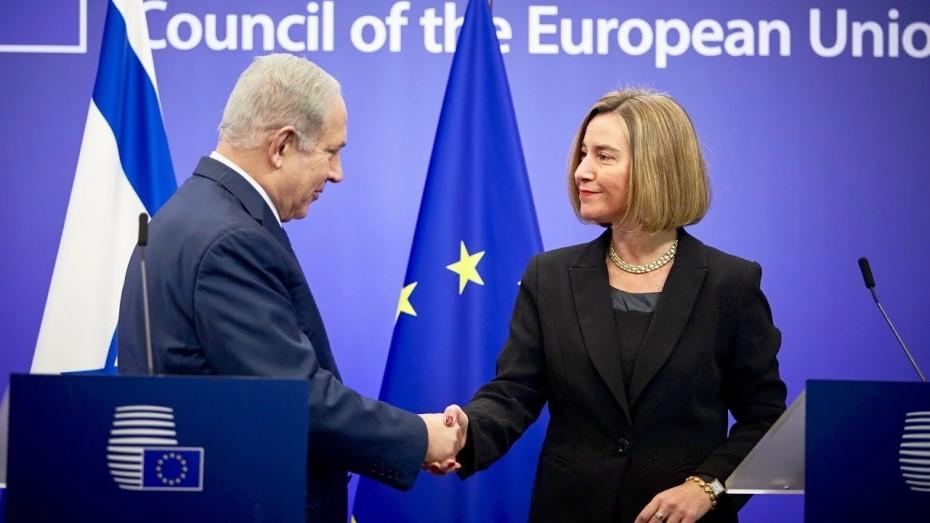 Νέες αιχμές Νετανιάχιου για τη στάση της ΕΕ προς το Ιράν