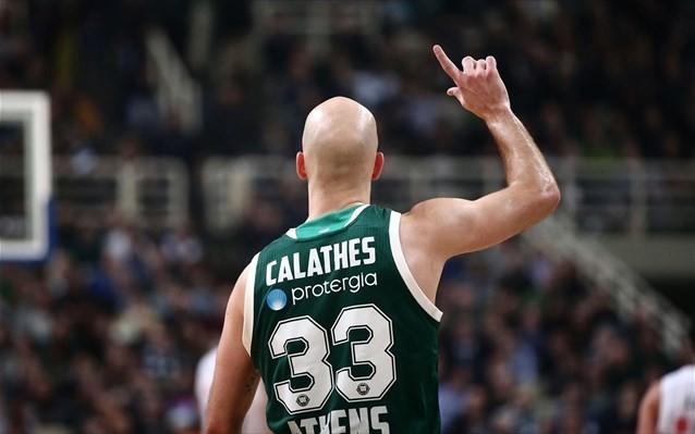 MVP της Α1 ο Καλάθης για 3η σερί σεζόν