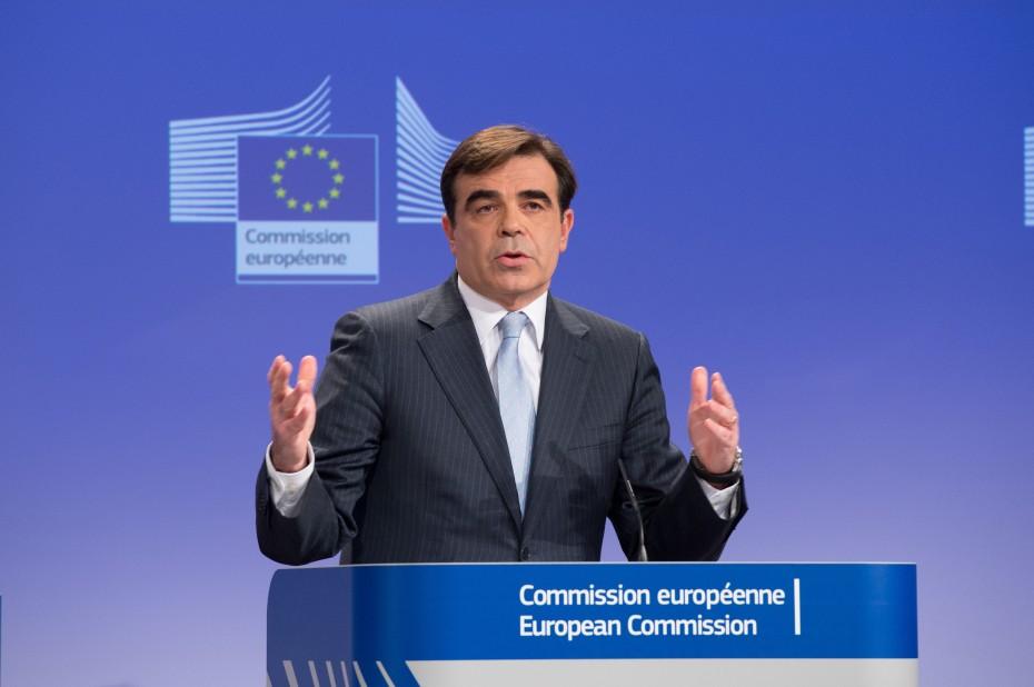 Ο Μαργαρίτης Σχοινάς στη θέση του Έλληνα Επιτρόπου