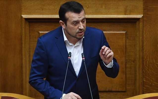 Και ο Παππάς για απόσυρση της τροπολογίας με το Ελληνικό