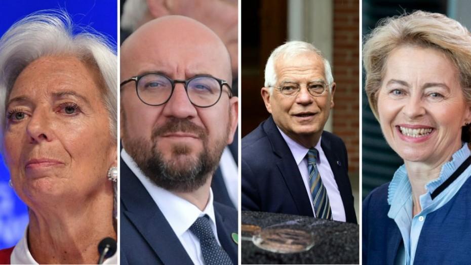 Πώς σχολιάζει ο ξένος τύπος τη νέα ηγεσία της ΕΕ