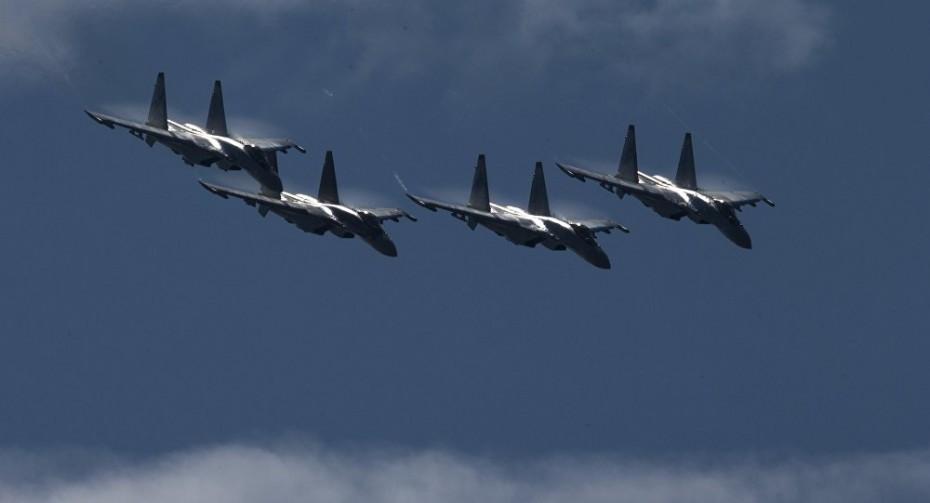 Με τα ρωσικά Su-35 απαντά ο Ερντογάν στο «πάγωμα» των αμερικανικών F-35