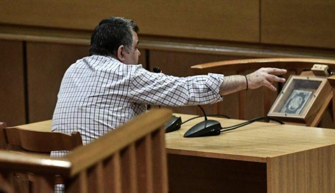 «Μια απλή ανθρωποκτονία» είπε ο Ρουπακιάς για τη δολοφονία του Φύσσα