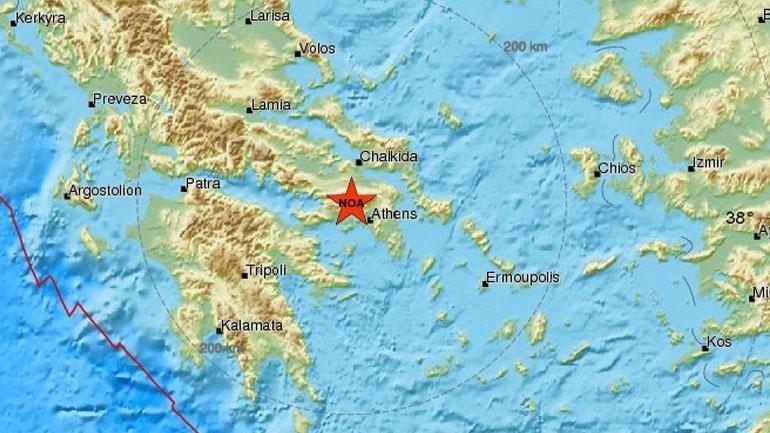 Μεγάλο το ενδιαφέρον του ξένου Τύπου για το σεισμό στην Αττική