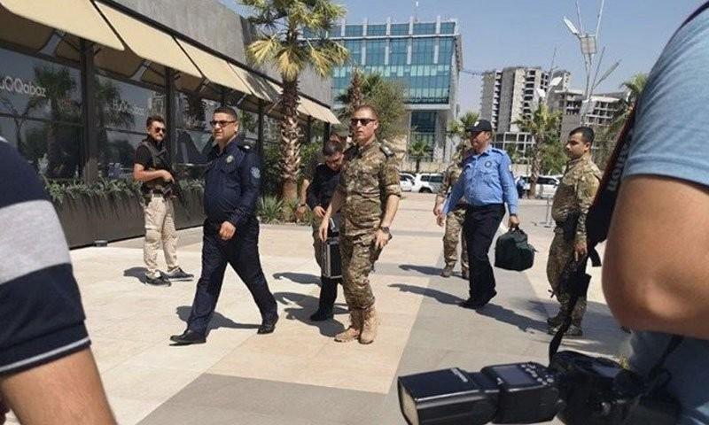Ένας Τούρκος διπλωμάτης μεταξύ τριών νεκρών στην Αρμπίλ του Ιράκ