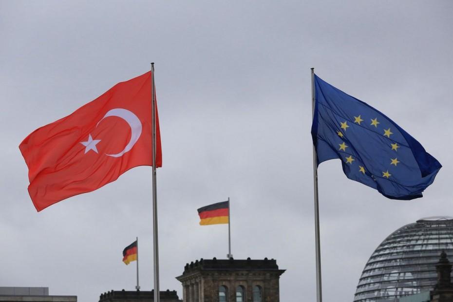Το προσχέδιο για τις κυρώσεις της ΕΕ στην Τουρκία
