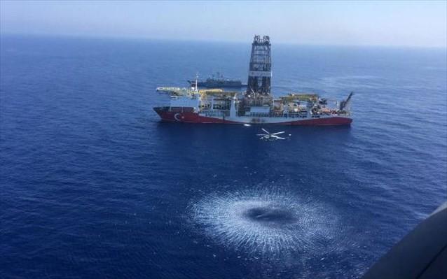 Ξεκίνησε η διαδικασία των γεωτρήσεων στην κυπριακή ΑΟΖ (φωτογραφίες)