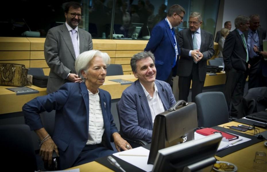 Με... τρολάρισμα η απάντηση Τσακαλώτου στα περί διαδοχής της Λαγκάρντ στο ΔΝΤ