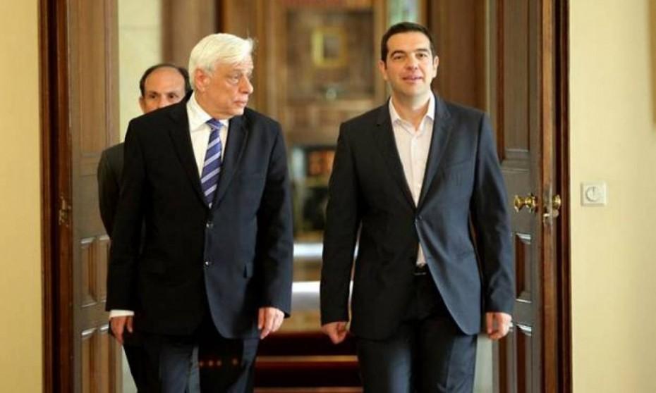 Παραδοχή Τσίπρα: Ο Παυλόπουλος μου είπε πως δεν υπογράφει  τις αλλαγές στη Δικαιοσύνη
