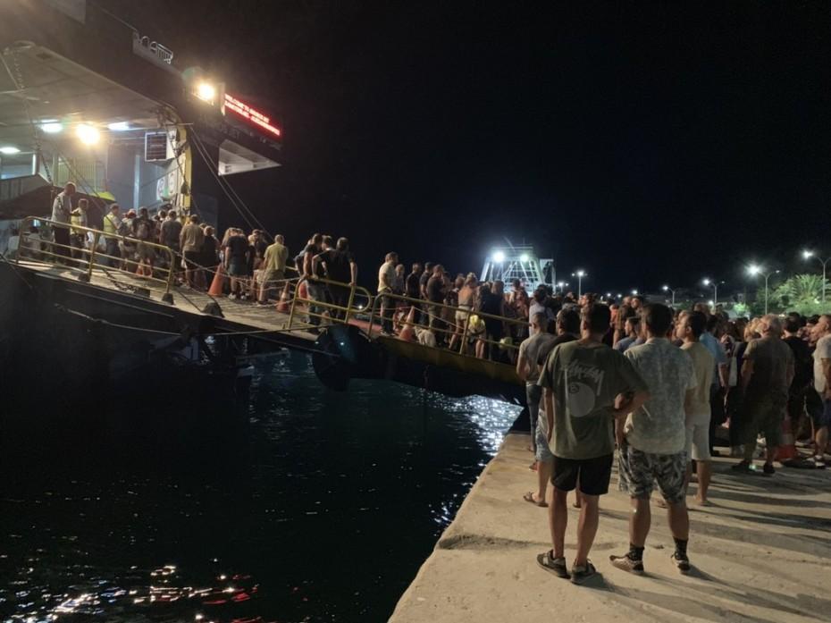 Δήμαρχος Σαμοθράκης: Η επένδυση στο λιμάνι είναι η λύση!