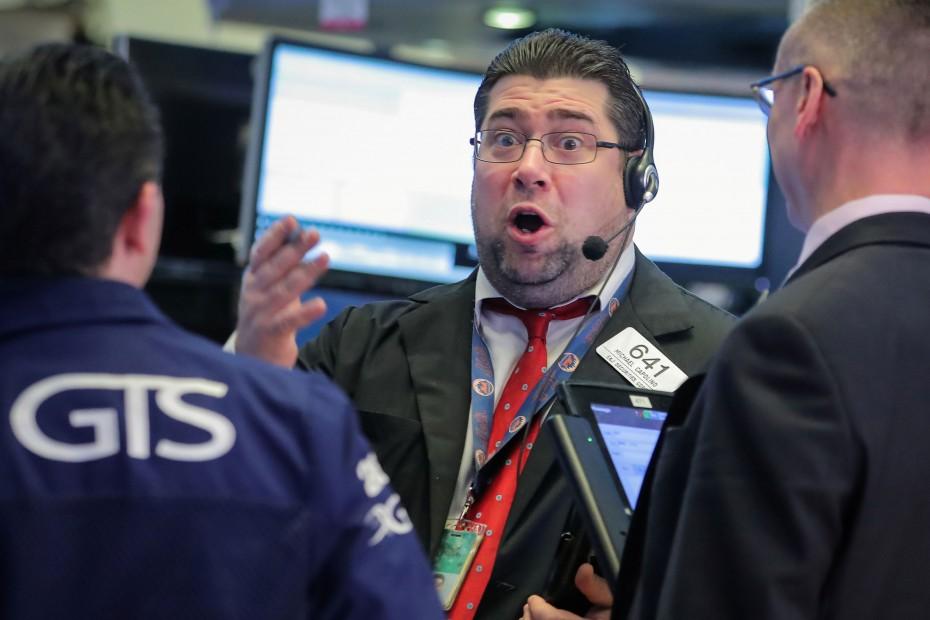 Κερδών συνέχεια στη Wall Street και για το ξεκίνημα της Τρίτης