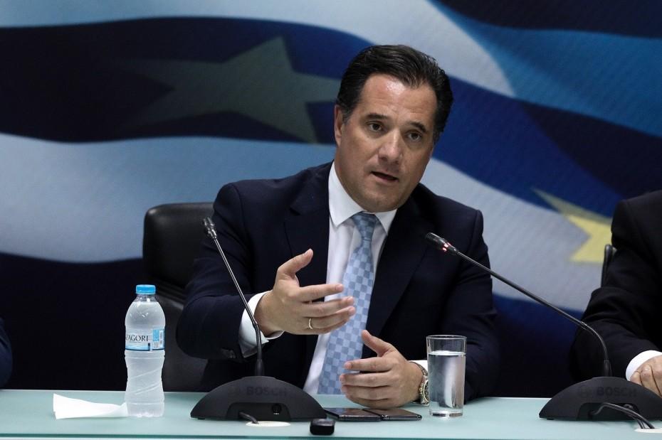Γεωργιάδης: Οι μπουλντόζες στο Ελληνικό θα μπουν σε μερικούς μήνες