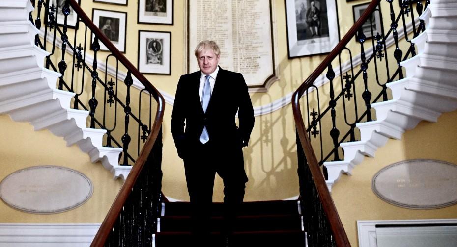 Έτοιμος για πρόωρες εκλογές στη Βρετανία ο Τζόνσον