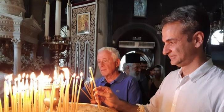Δεκαπενταύγουστο στην Τήνο θα περάσει ο πρωθυπουργός