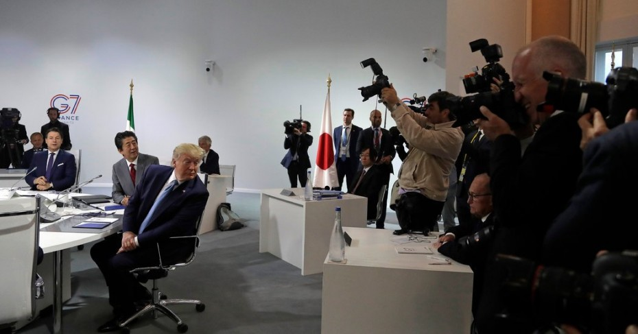 Νέες προειδοποιήσεις των G7 στο Ιράν