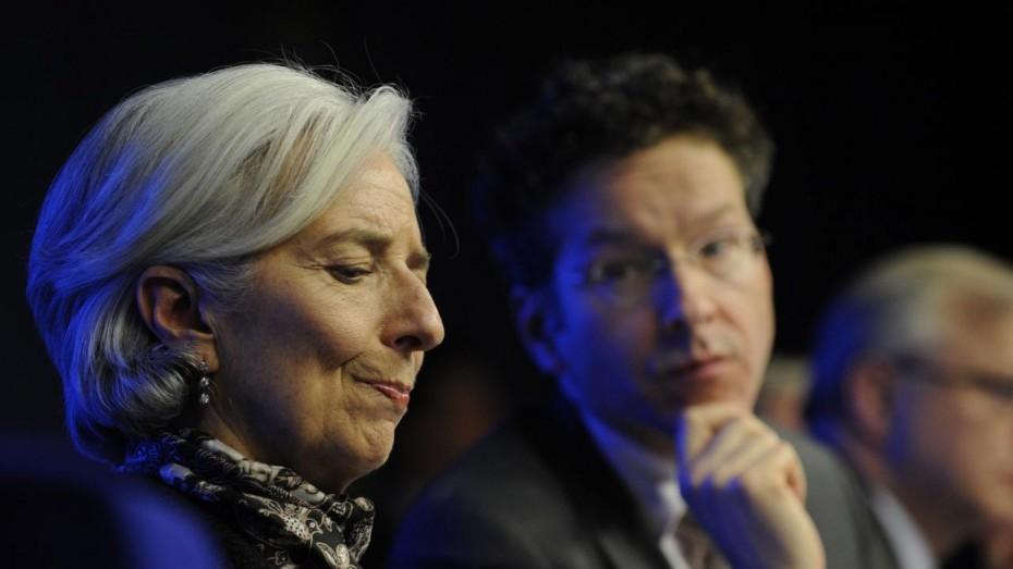 Εκτός κούρσας για τη θέση στο ΔΝΤ ο Όλι Ρεν - Φαβορί ο Νταίσελμπλουμ