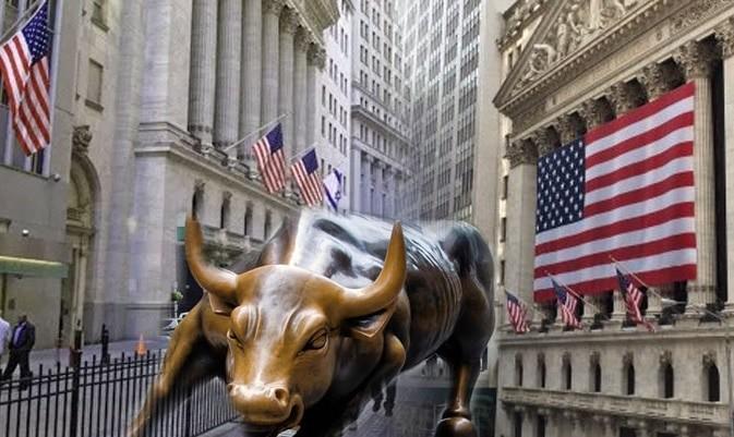 Wall: Άλμα για τον Dow με ομόλογα και εμπόριο στο επίκεντρο