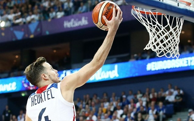 Μουντομπάσκετ 2019: Μεγάλη απώλεια για τη Γαλλία ο Ερτέλ