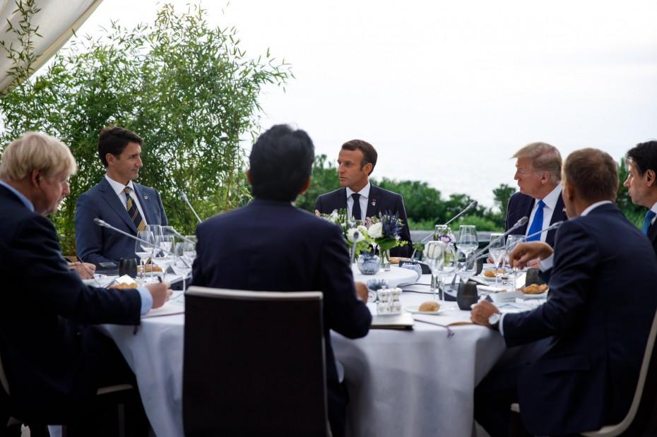 H κλιματική αλλαγή «ψηλά» στην ατζέντα των G7