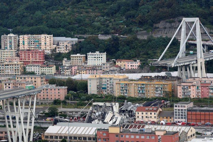 Γένοβα: Χωρίς συντήρηση για 25 χρόνια η γέφυρα που κατέρρευσε πέρυσι
