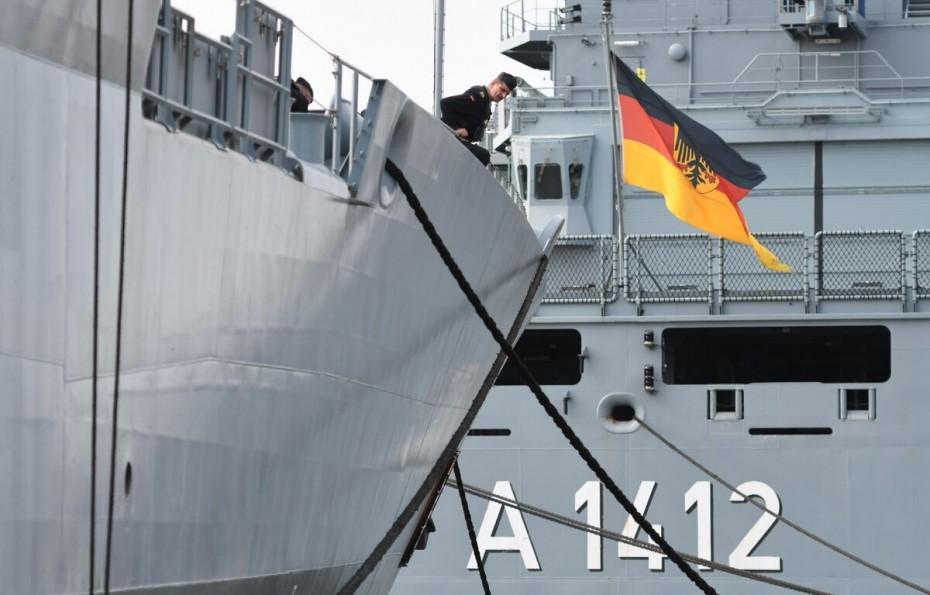 Και πάλι η Γερμανία κατά της αμερικανικής αποστολής στο Στενό του Ορμούζ