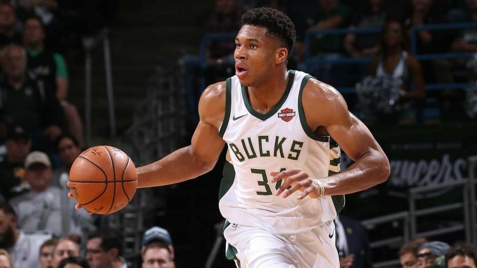 NBA: Στην τρίτη καλύτερη πεντάδα της δεκαετίας ο Αντετοκούνμπο