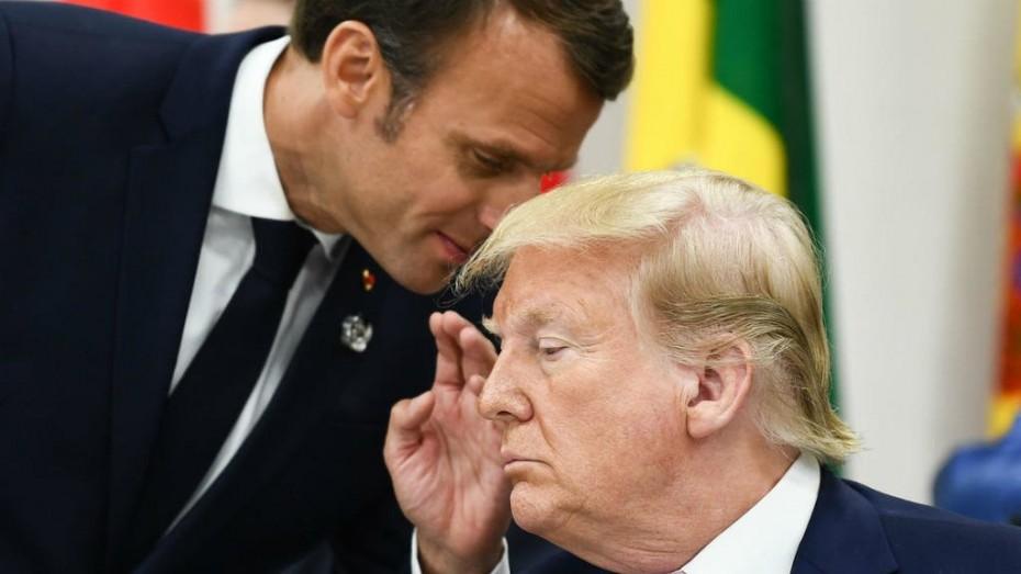 Μήνυμα της Γαλλίας στον Τραμπ για το Ιράν