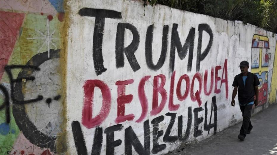 Νέες απειλές των ΗΠΑ στον Μαδούρο για τη Βενεζουέλα