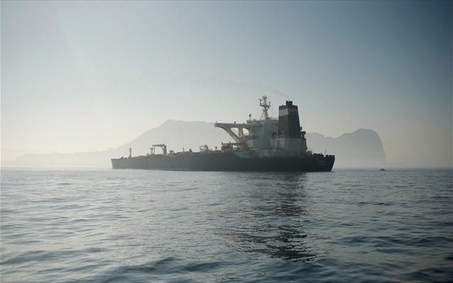 Το ιρανικό τάνκερ ετοιμάζεται να αποπλεύσει από το Γιβραλτάρ