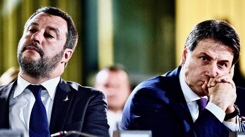 Στο «περίμενε» η Ιταλία για τις εκλογές που ζητά ο Σαλβίνι
