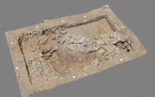 Αποκαλύφθηκε σημαντικός αρχαιολογικός οικισμός στην Κάρυστο