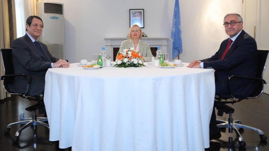 «Όχι» Αναστασιάδη σε Ακιντζί για τη συνδιαχείριση στην κυπριακή ΑΟΖ