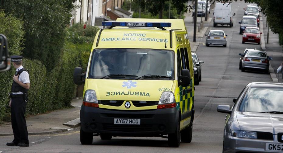 Τραυματίες και εγκλωβισμένοι από κατάρρευση κτηρίου στο Λονδίνο