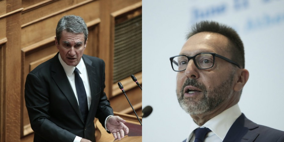 Novartis: Στο αρχείο η υπόθεση Στουρνάρα - Αντιμετωπίζει ποινικές διώξεις ο Λοβέρδος