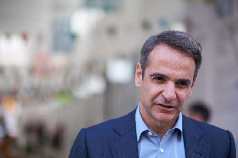 Ο Μητσοτάκης μίλησε με τον πρώτο επιτυχόντα στην Ιατρική Αθηνών