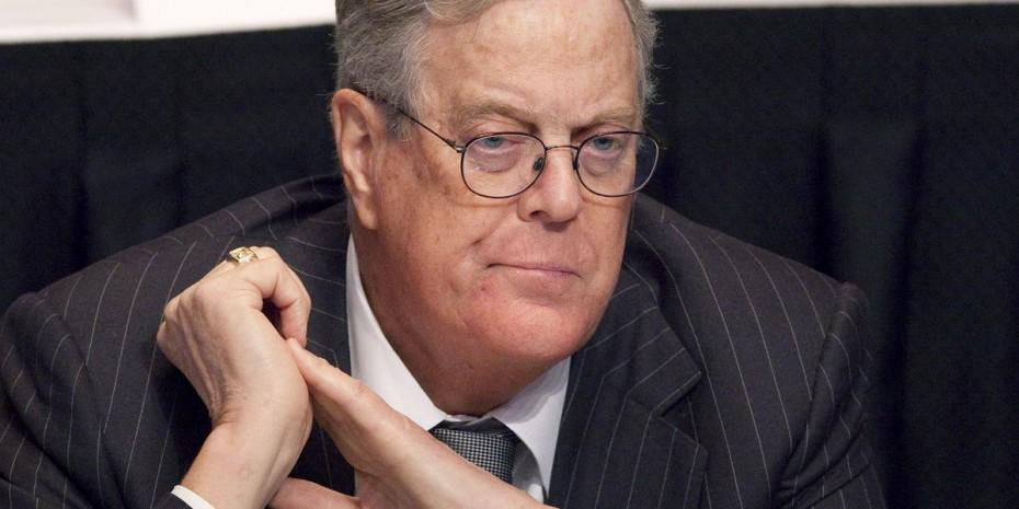 Πέθανε ο δισεκατομμυριούχος χρηματοδότης των συντηρητικών Ντέιβιντ Κόουκ