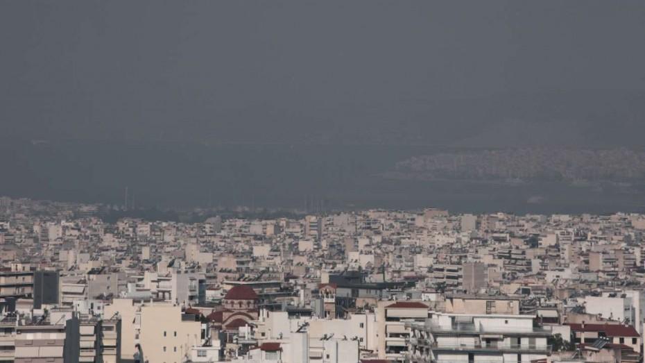 Βελτιωμένη η κατάσταση στην Αττική από τον καπνό της Εύβοιας