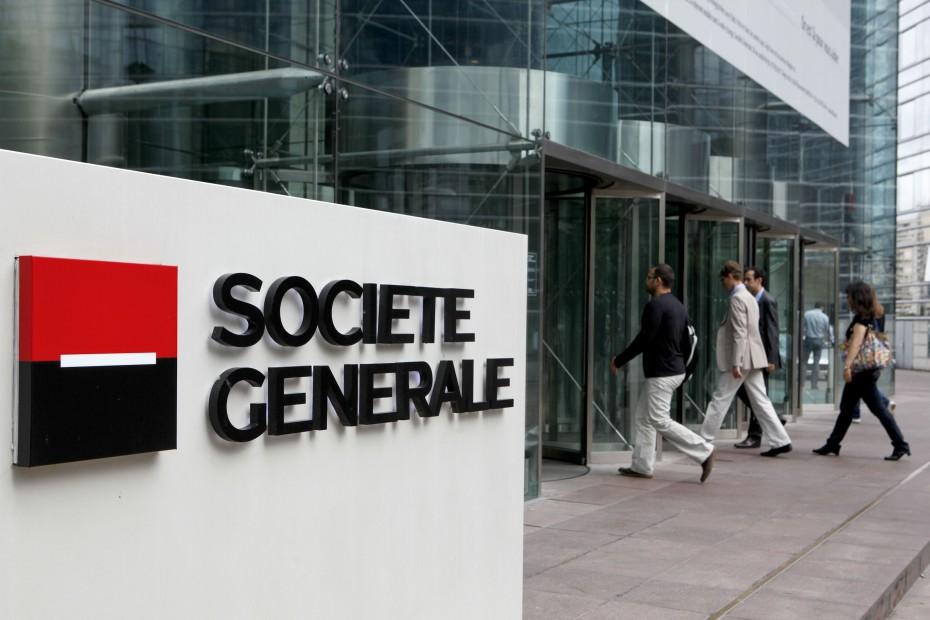 SocGen: Καλύτερα των προσδοκιών τα αποτελέσματα τριμήνου