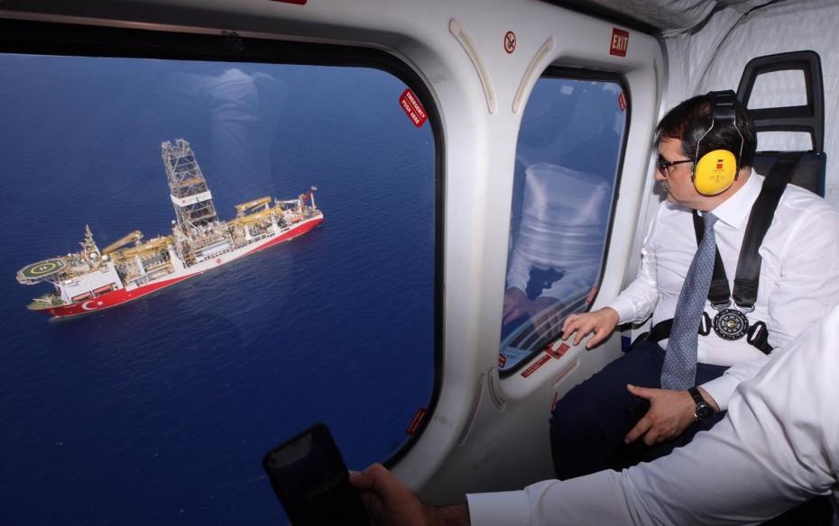 Επιμένει προκλητικά η Άγκυρα: Ερευνών συνέχεια στην Κυπριακή ΑΟΖ